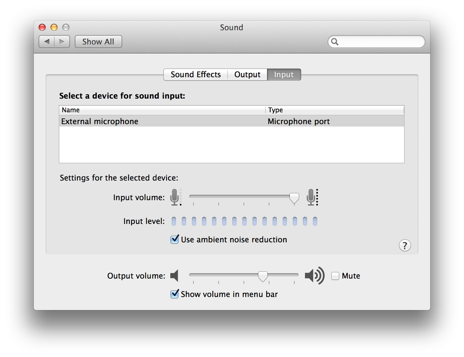 Sound preferences will advise you if your Mac is compatible