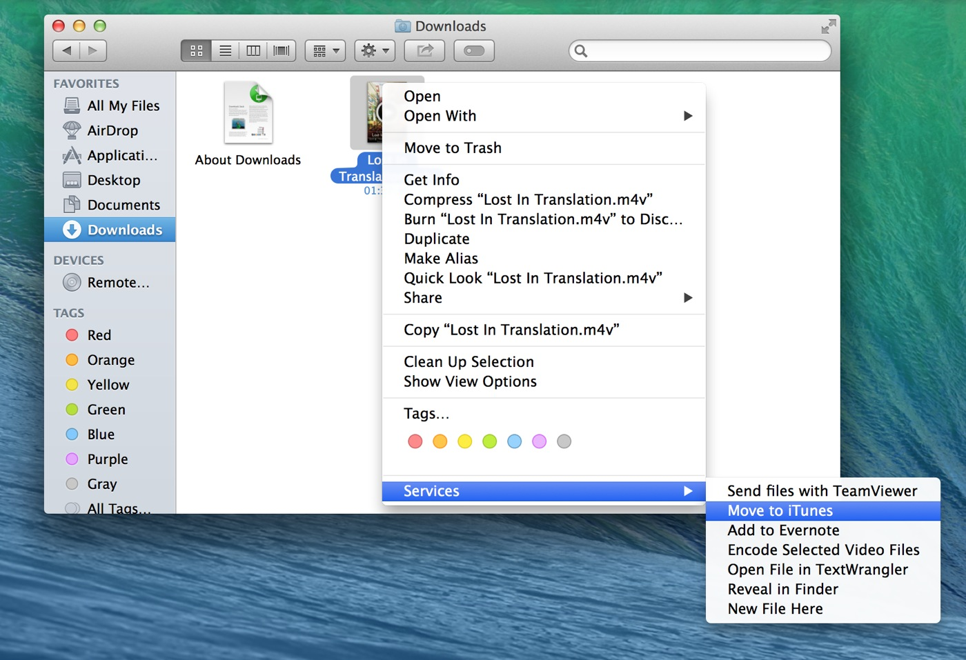 A More Efficient Way of Importing Content Into iTunes - The